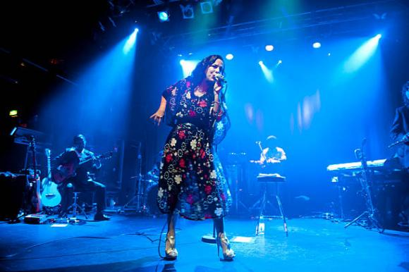 Bebel Gilberto at Danforth Music Hall