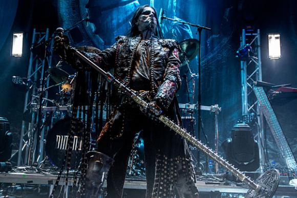 Dimmu Borgir at Danforth Music Hall