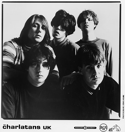 The Charlatans UK at Danforth Music Hall