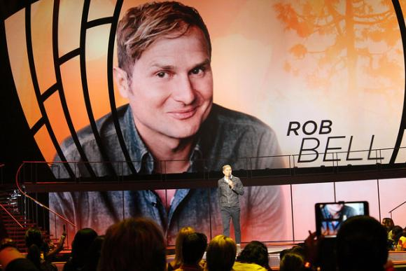Rob Bell at Danforth Music Hall