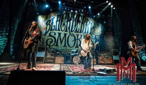 Blackberry Smoke at Danforth Music Hall
