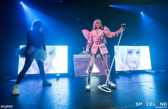 Poppy at Danforth Music Hall