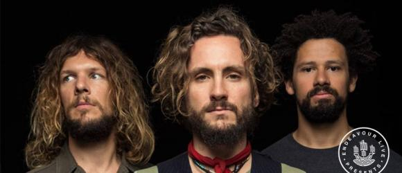 John Butler Trio at Danforth Music Hall