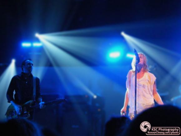 Metric at Danforth Music Hall