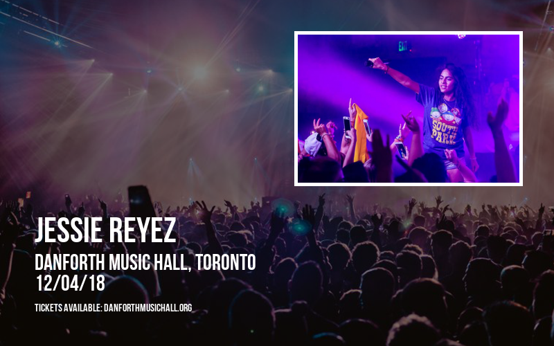 Jessie Reyez at Danforth Music Hall