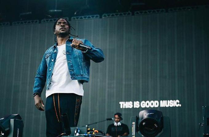 Pusha T at Danforth Music Hall