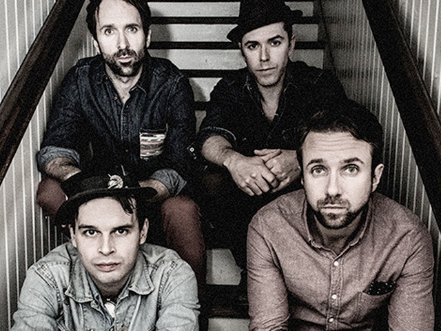 The Trews at Danforth Music Hall