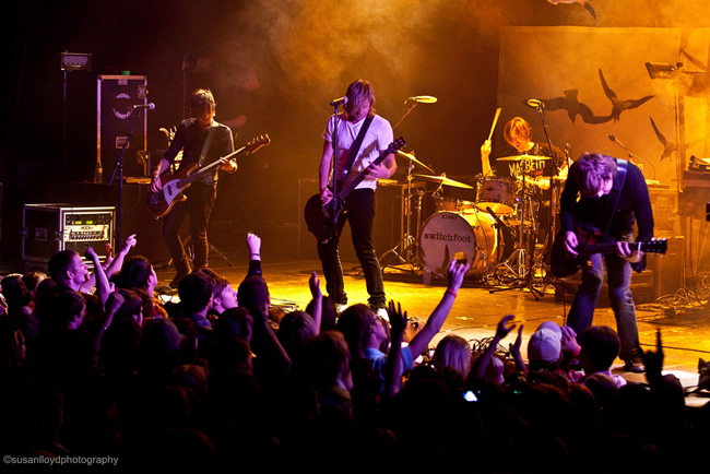 Switchfoot at Danforth Music Hall