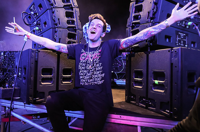 Dillon Francis at Danforth Music Hall