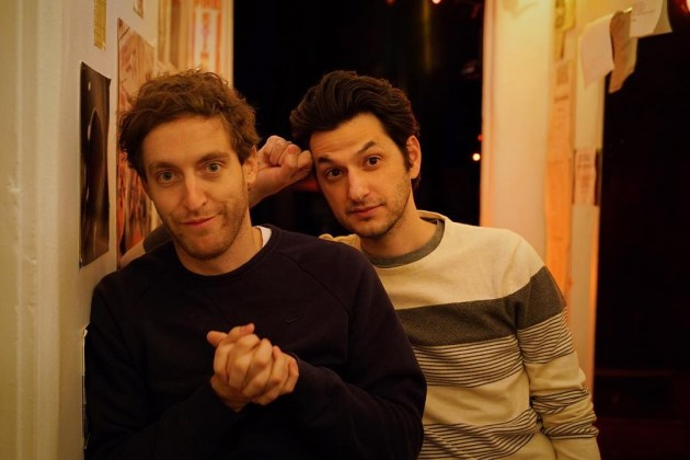 Middleditch and Schwartz at Danforth Music Hall