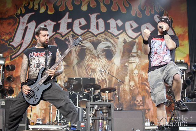 Hatebreed at Danforth Music Hall
