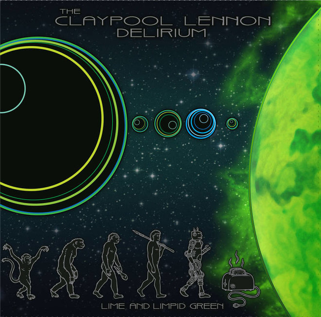 The Claypool Lennon Delirium at Danforth Music Hall