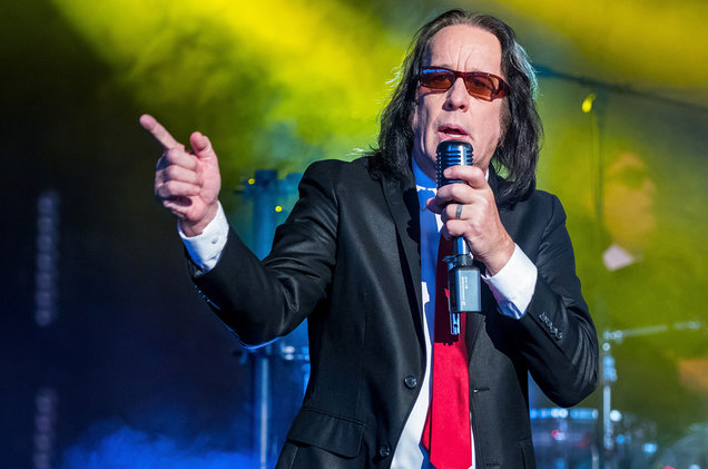 Todd Rundgren at Danforth Music Hall