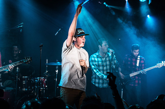 Watsky at Danforth Music Hall