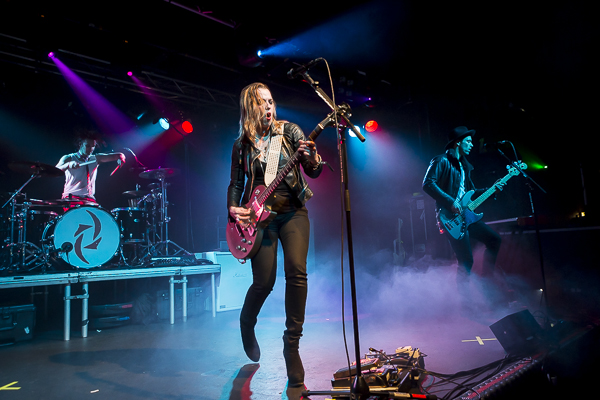 Halestorm at Danforth Music Hall