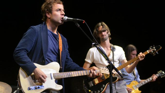 Dawes at Danforth Music Hall