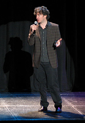 Dylan Moran at Danforth Music Hall