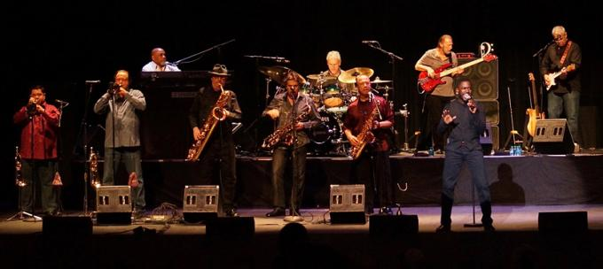 Tower of Power at Danforth Music Hall