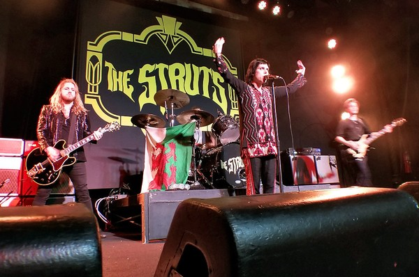 The Struts at Danforth Music Hall