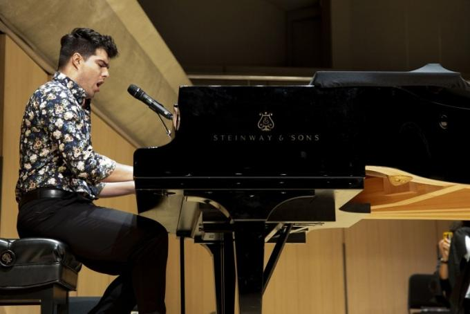 Jeremy Dutcher at Danforth Music Hall