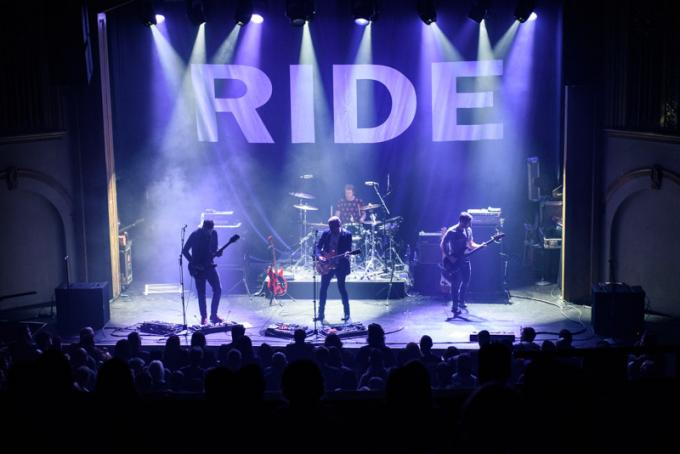 Ride - Band at Danforth Music Hall