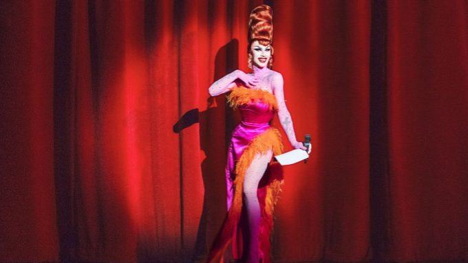 Sasha Velour at Danforth Music Hall