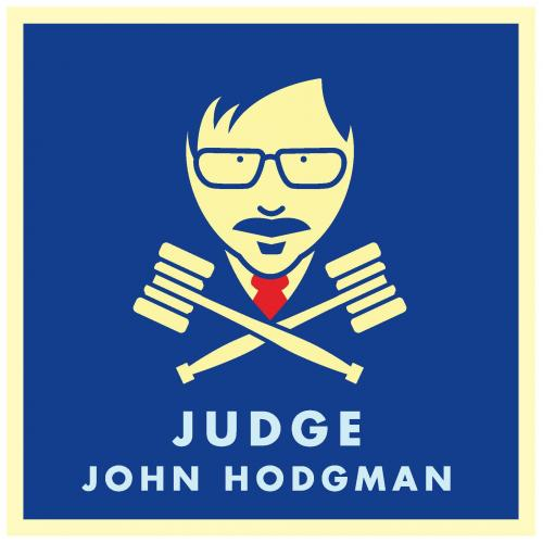 Judge John Hodgman at Danforth Music Hall