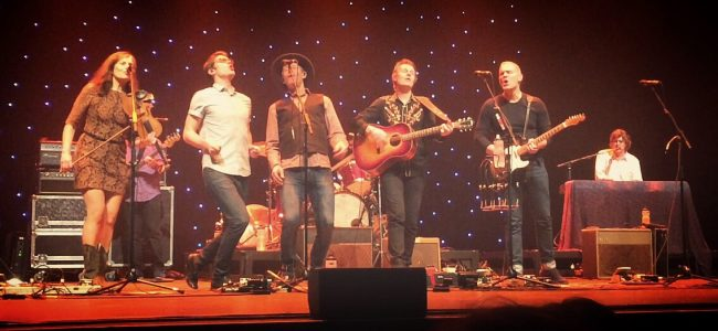 Jim Cuddy Band at Danforth Music Hall