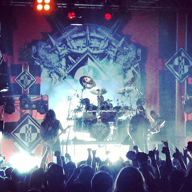 Machine Head at Danforth Music Hall
