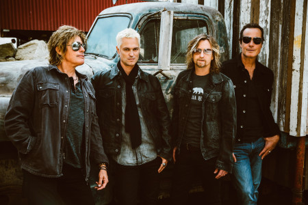 Stone Temple Pilots at Danforth Music Hall
