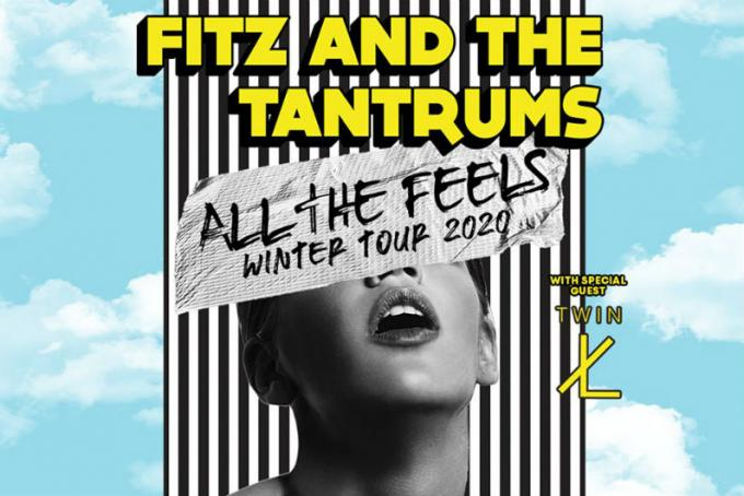 Fitz and The Tantrums & Twin XL at Danforth Music Hall