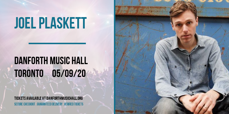 Joel Plaskett at Danforth Music Hall