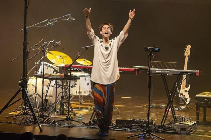 Jacob Collier [POSTPONED] at Danforth Music Hall