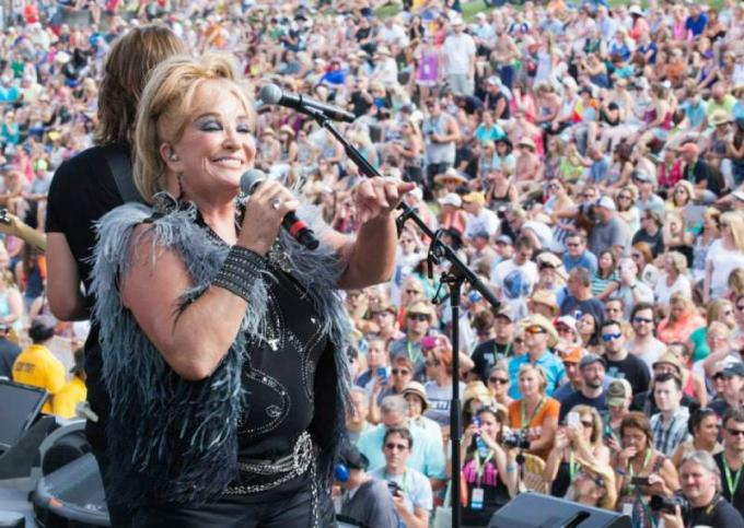 Tanya Tucker at Danforth Music Hall
