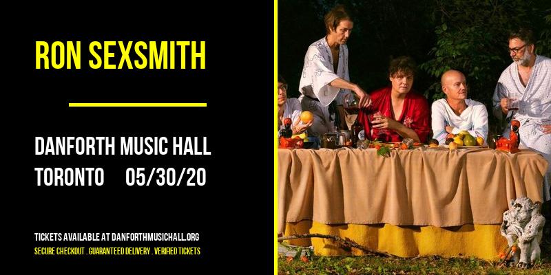 Ron Sexsmith at Danforth Music Hall
