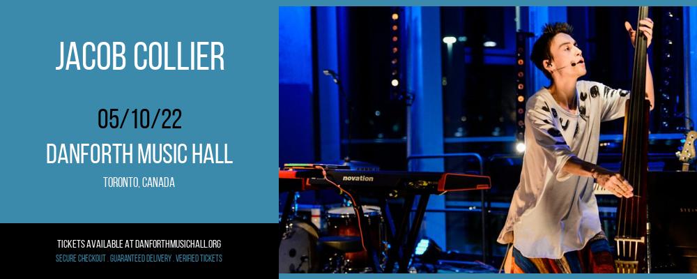 Jacob Collier at Danforth Music Hall