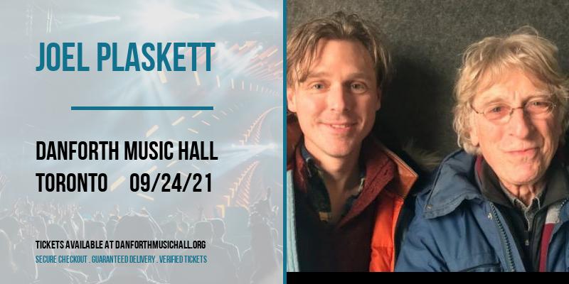 Joel Plaskett [CANCELLED] at Danforth Music Hall