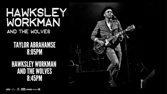 Hawksley Workman at Danforth Music Hall