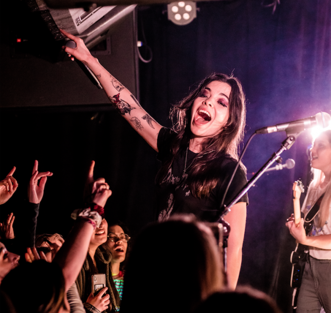The Aces at Danforth Music Hall