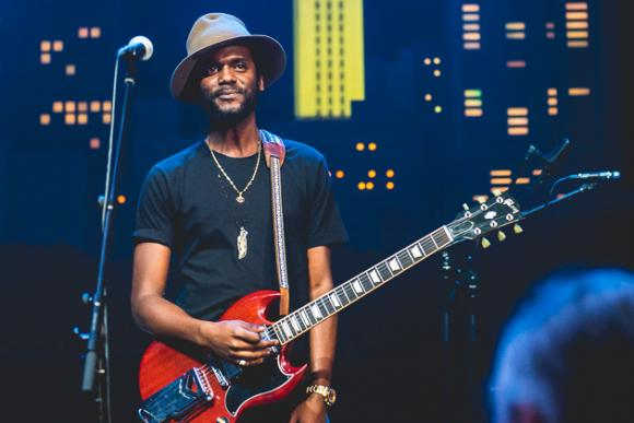 Gary Clark Jr. at Danforth Music Hall