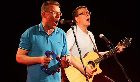 The Proclaimers at Danforth Music Hall