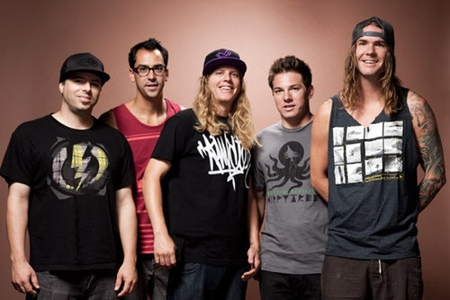 The Dirty Heads at Danforth Music Hall