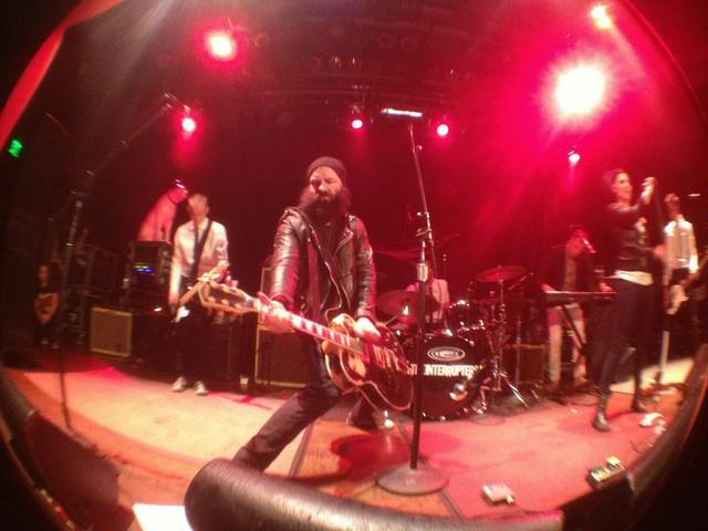 The Interrupters at Danforth Music Hall
