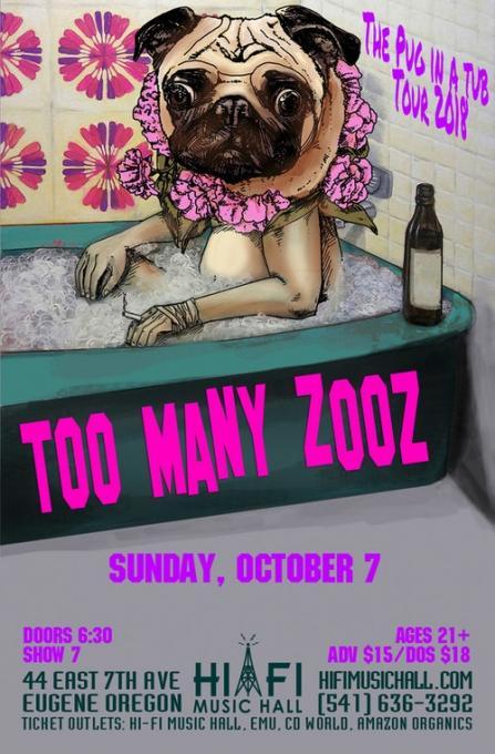 Too Many Zooz at Danforth Music Hall