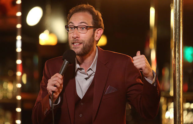 Ari Shaffir at Danforth Music Hall