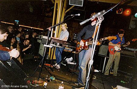 Stereolab at Danforth Music Hall
