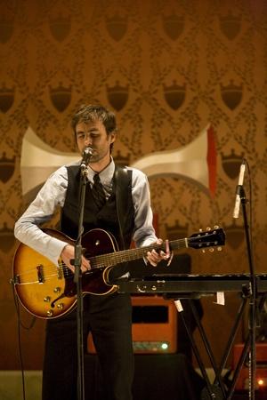 Andrew Bird at Danforth Music Hall