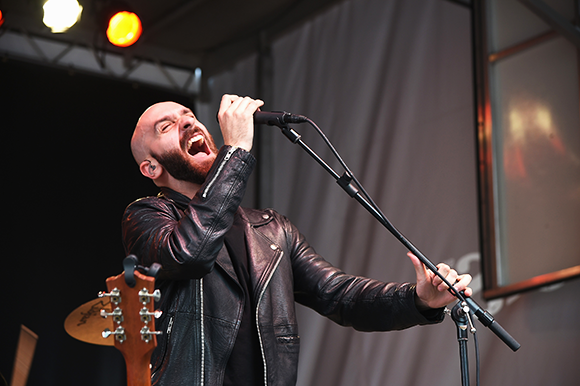 X Ambassadors at Danforth Music Hall