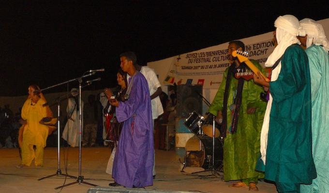 Tinariwen at Danforth Music Hall