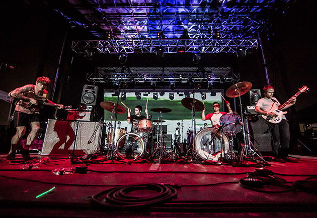 Thee Oh Sees at Danforth Music Hall